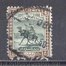 Sellos: SUDAN, USADO. Lote 22127273