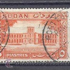 Sellos: SUDAN, USADO. Lote 22127430