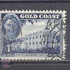 Sellos: GHANA (GOLD COAST)- USADO. Lote 24457251