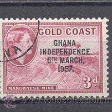 Sellos: GHANA (GOLD COAST)- USADO. Lote 24457297