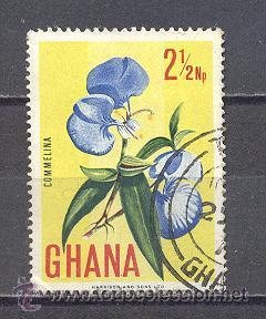 GHANA - USADO (Sellos - Extranjero - África - Otros paises)