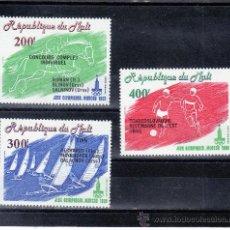 Stamps - mali a 397/9 sin charnela, deporte, sobrecargado vencedores juegos olimpicos de moscu, - 24787948