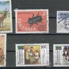 Sellos: SELLOS. TANZANIA. . Lote 26157081