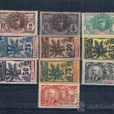 Sellos: MAURITANIA. Lote 32174802