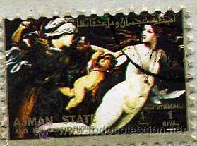 Sellos: 16 SELLOS UMM AL QIWAIN (ARABIA) - Foto 7 - 36273503