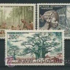 Sellos: SELLOS ÁFRICA OCCIDENTAL FRANCESA. Lote 37989785