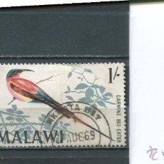Sellos: MALAWI SELLOS AFRICA PAISES EXOTICOS FAUNA ALTO VALOR PAJAROS. Lote 40384517