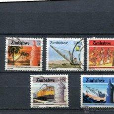 Briefmarken - SELLOS ZIMBABWE AFRICA PAISES EXOTICOS OFERTA - 41479378