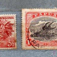 Sellos: PAPUA NUEVA GUINEA - LOTE 0,91- HAGA UNA OFERTA POR FAVOR GRACIAS.. Lote 41547587