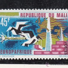 Sellos: MALI 104 SIN CHARNELA, EUROPAFRICA . Lote 42580607