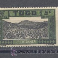 Sellos: TOGO -1925 -YVERT TELLIER 11 - TASAS. Lote 43043386
