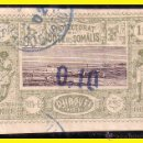 Sellos: COSTA DE SOMALÍS 1902 IVERT Nº 24 (O). Lote 44304706