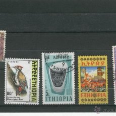Sellos: ETIOPIA SELLOS PAISES RAROS AFRICA AFRICANOS . Lote 44669670