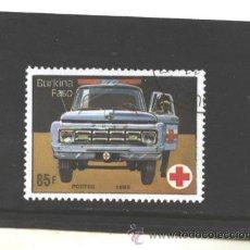 Francobolli: BURKINA FASO 1985 - YVERT NRO. 689 - USADO. Lote 44935236