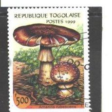 Sellos: TOGO 1999 - YVERT NRO. 1688M - USADO. Lote 45104018