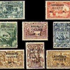 Sellos: GUINEA PORTUGUESA 1913. Lote 30021352