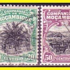 Timbres: MOZAMBIQUE, COMPAÑÍA DE 1925 IVERT Nº 159, 162, 165, 169 (O). Lote 48854574