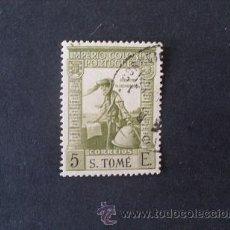 Sellos: SANTO TOMÉ Y PRINCIPE,1938,IMPERIO COLONIAL,LEYENDA SANTO TOME,AFINSA 313,SCOTT 317,USADO. Lote 50578362