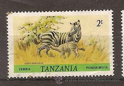 TANZANIA (1) (Sellos - Extranjero - África - Otros paises)