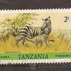 Stamps - Tanzania (1) - 52650586