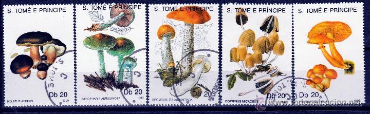 S.TOMÉ E PRÍNCIPE. 1990.. SERIE. SETAS *.MH (Sellos - Extranjero - África - Otros paises)