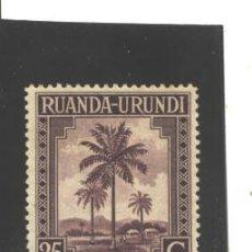 Francobolli: RUANDA-URUNDI 1931 - YVERT NRO. 130 - NUEVO. Lote 56366046