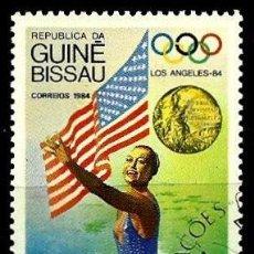 Sellos: GUINEA BISSAU 1984- YV 324 AFINSA-PALOP 500. Lote 56672569