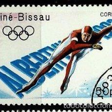 Sellos: GUINEA BISSAU 1989- YV 489 AFINSA-PALOP 769. Lote 56675063