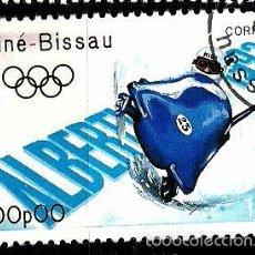 Sellos: GUINEA BISSAU 1989- YV 494 AFINSA-PALOP 774. Lote 56675107