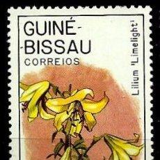 Sellos: GUINEA BISSAU 1989- YV 500 AFINSA-PALOP 730. Lote 56675114