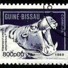 Sellos: GUINEA BISSAU 1989- YV 561 AFINSA-PALOP 782. Lote 56675350