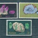 Sellos: KENYA Nº 102/4 (YVERT). AÑO 1977.. Lote 58136125