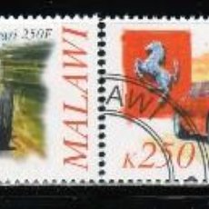 Sellos: 2010. MALAWI.SERIE FERRARI. *MH. Lote 60988515