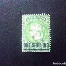 Sellos: SAINTE-HELENE ST HELENA 1884 VICTORIA YVERT 19 º FU. Lote 73653427