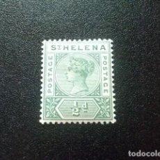 Sellos: SAINTE-HELENE ST HELENA 1890 VICTORIA YVERT 20 * MH. Lote 73653923