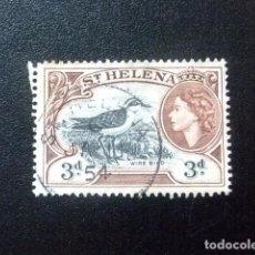 Sellos: SAINTE-HELENE ST HELENA 1953 ELIZABETH II YVERT 127 º FU. Lote 73732307