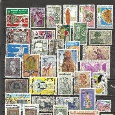 Sellos: G9-LOTE SELLOS ANTIGUOS TUNEZ,ANTIGUA COLONIA FRANCESA,TERRITORIO DE FRANCIA,AFRICA,SIN TASAR,SIN RE. Lote 77337285