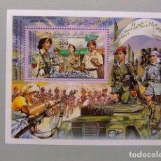 Sellos: LIBIA LIBYE 1983 114 ANIVERSARIO DE LA REVOLUCION DEL 1 SEPTIEMBRE YVERT BLOC 62 ** MNH. Lote 81631528