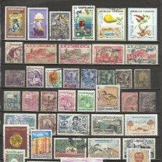 Sellos: G144-LOTE SELLOS ANTIGUOS TUNEZ,ANTIGUA COLONIA FRANCESA,TERRITORIO DE FRANCIA,AFRICA,SIN TASAR,SIN . Lote 85149172