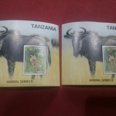 Sellos: SELLOS DE TANZANIA. HB IMPALA. TANZANIA. HB. 3.. Lote 91508348