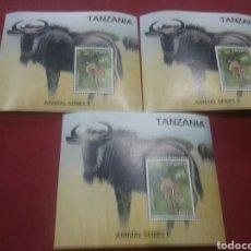 Sellos: SELLOS DE TANZANIA. HB IMPALA. TANZANIA HB. 4.. Lote 91508850