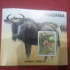 Sellos: SELLOS DE TANZANIA. HB IMPALA. TANZANIA HB. 2.. Lote 91508662