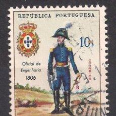 Sellos: GUINEA BISSAU, GUINEA PORTUGUESA 1966 - USADO. Lote 99342519