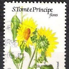 Sellos: SANTO TOME Y PRINCIPE 1985 - USADO. Lote 100514763