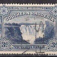 Sellos: ZIMBABWE, RHODESIA SUR 1935 - USADO. Lote 100516707