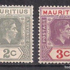 Sellos: MAURICIO 1938 - NUEVO. Lote 100517975
