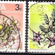 Sellos: NAMIBIA, AFRICA DEL SUROESTE 1973 - USADO. Lote 100518391
