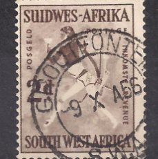 Sellos: NAMIBIA, AFRICA DEL SUROESTE 1960 - USADO. Lote 100518523