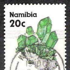 Sellos: NAMIBIA 1991 - USADO. Lote 100578299