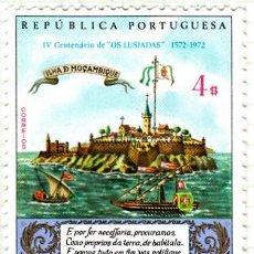 Sellos: 1972 - MOZAMBIQUE - IV CENTENARIO DE OS LUSIADAS - YVERT 562. Lote 105976063